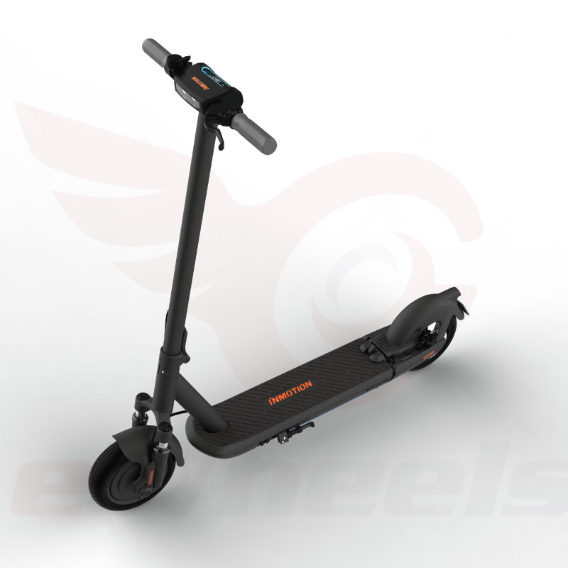 InMotion L9 體驗:遠程通勤電動滑板車