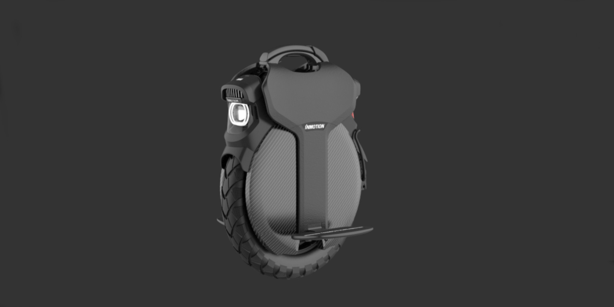InMotion V11-大馬力與空氣懸吊系統