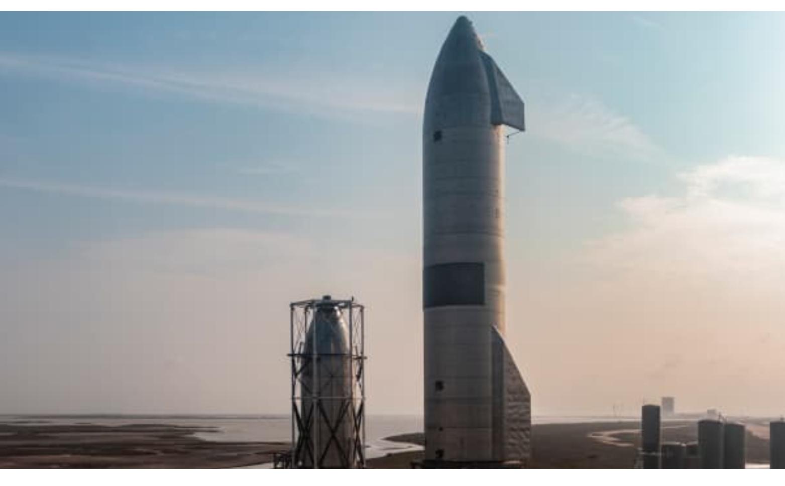 SpaceX 計劃在 7 月發射首次軌道星際飛船飛行