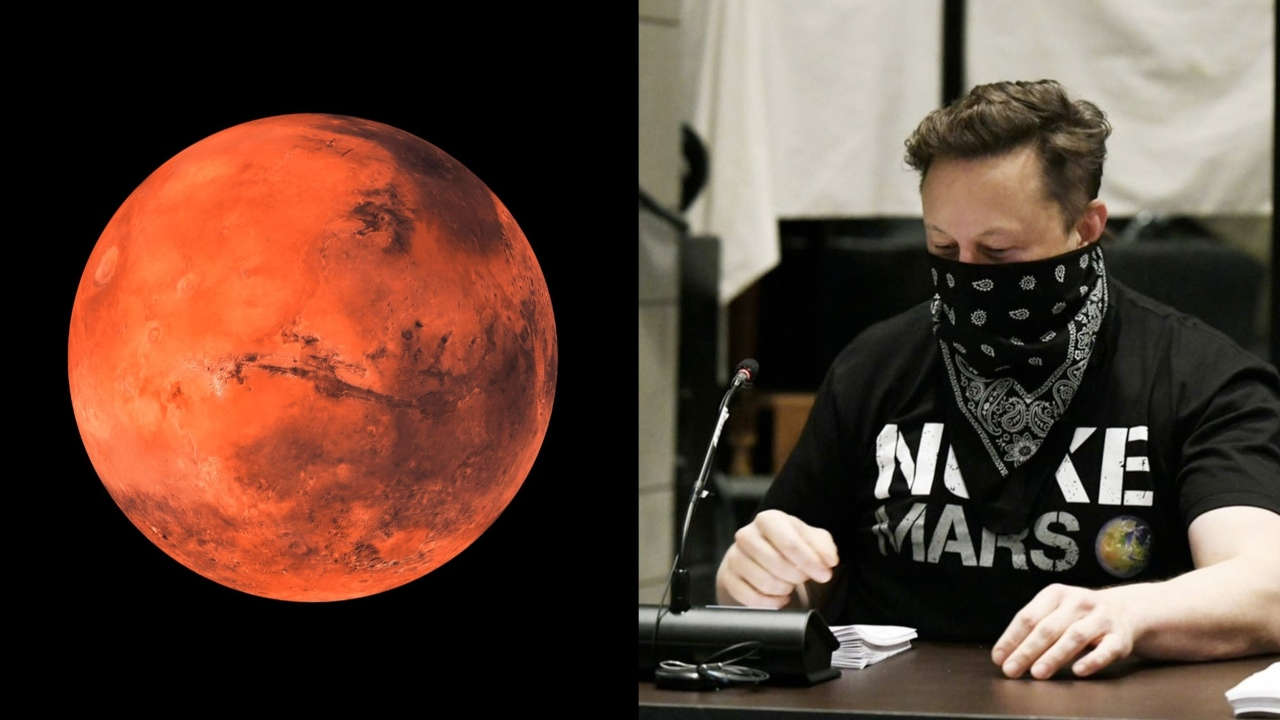 馬斯克:下一步是在月球上建立基地和火星上的城市