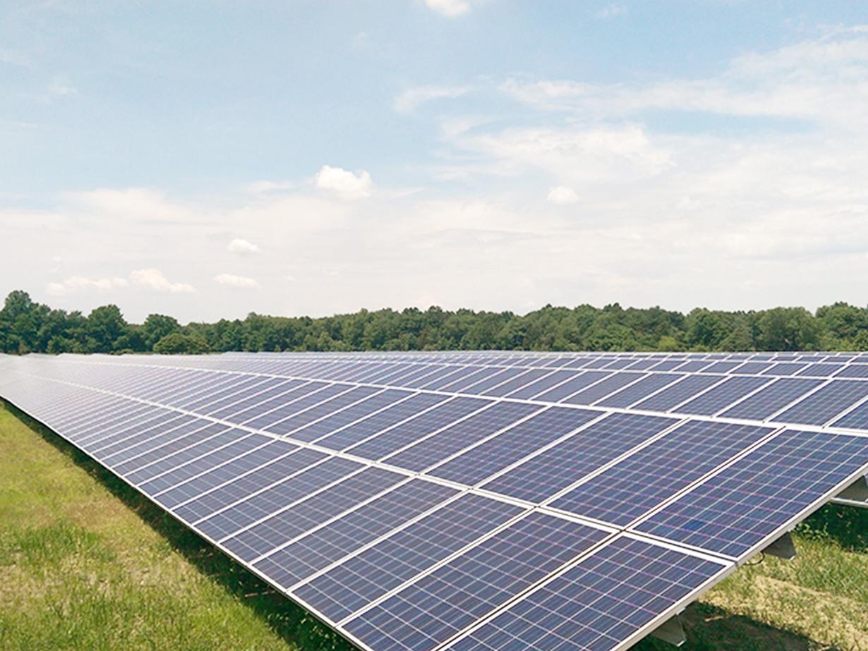 歐洲綠色協議的核心——風能和太陽能產業