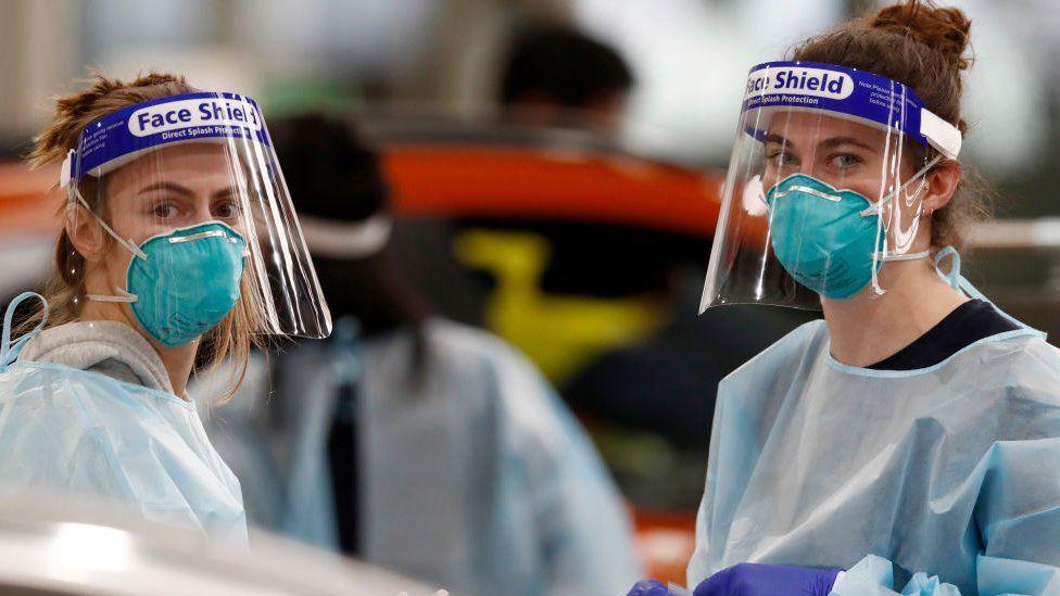 墨爾本:澳大利亞城市進入緊急封鎖狀態,有 18 起病例