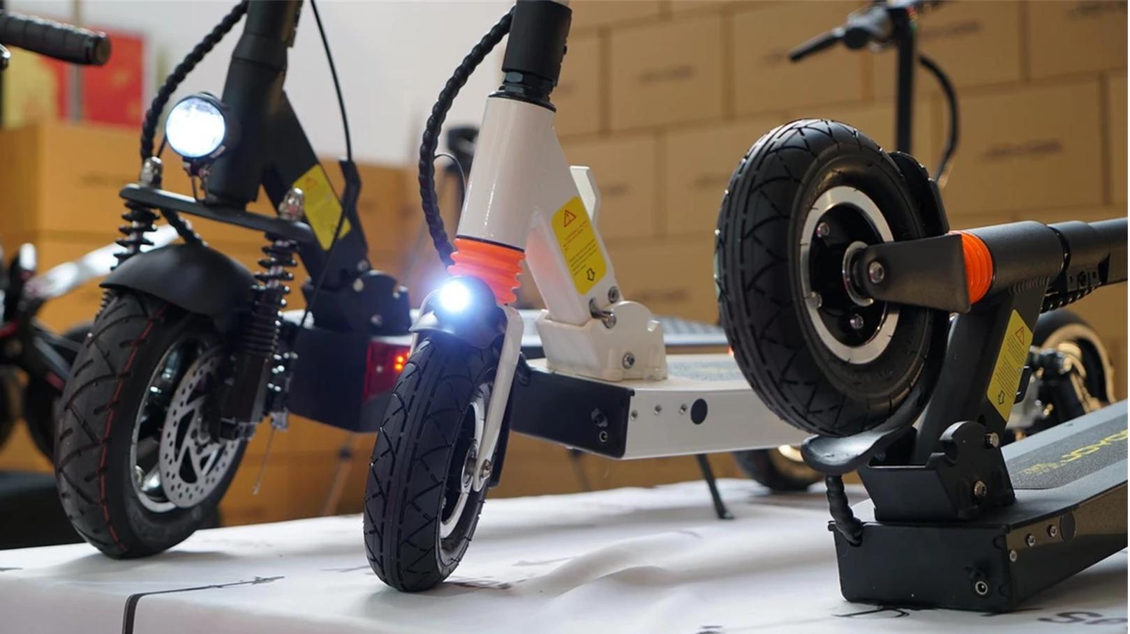 微型電動交通工具:最好的檢疫後解決方案