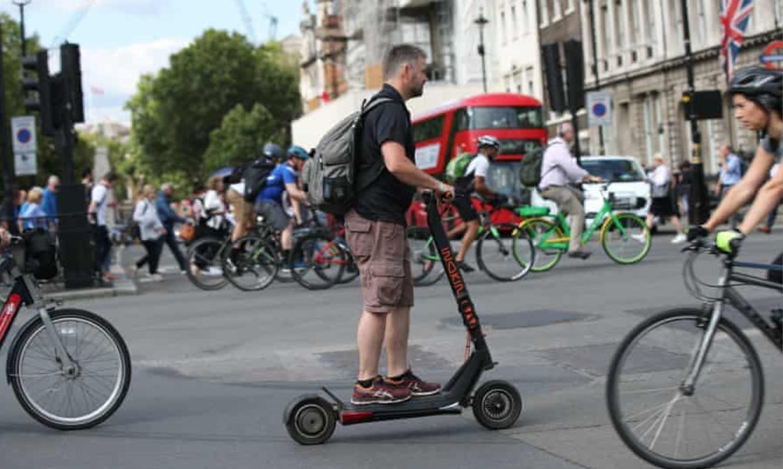 電動滑板車租賃 6 月在倫敦推出