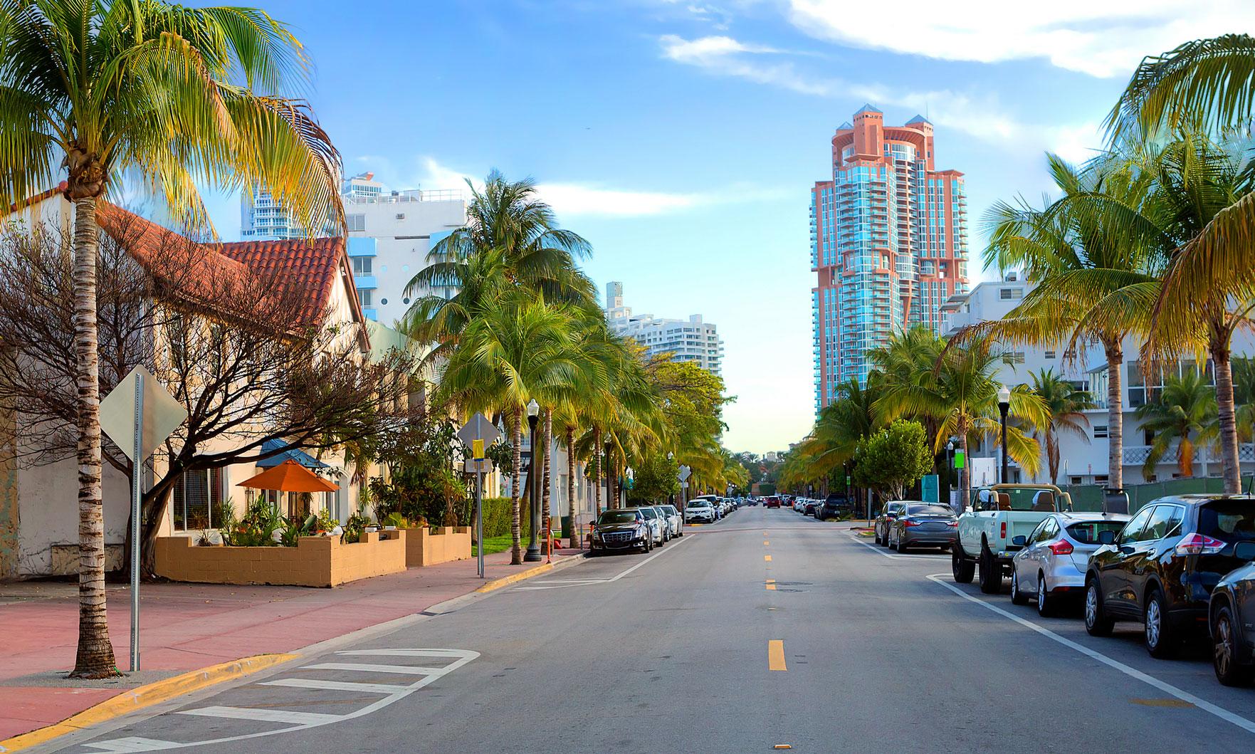 騎乘電動滑板車探索邁阿密五大景點