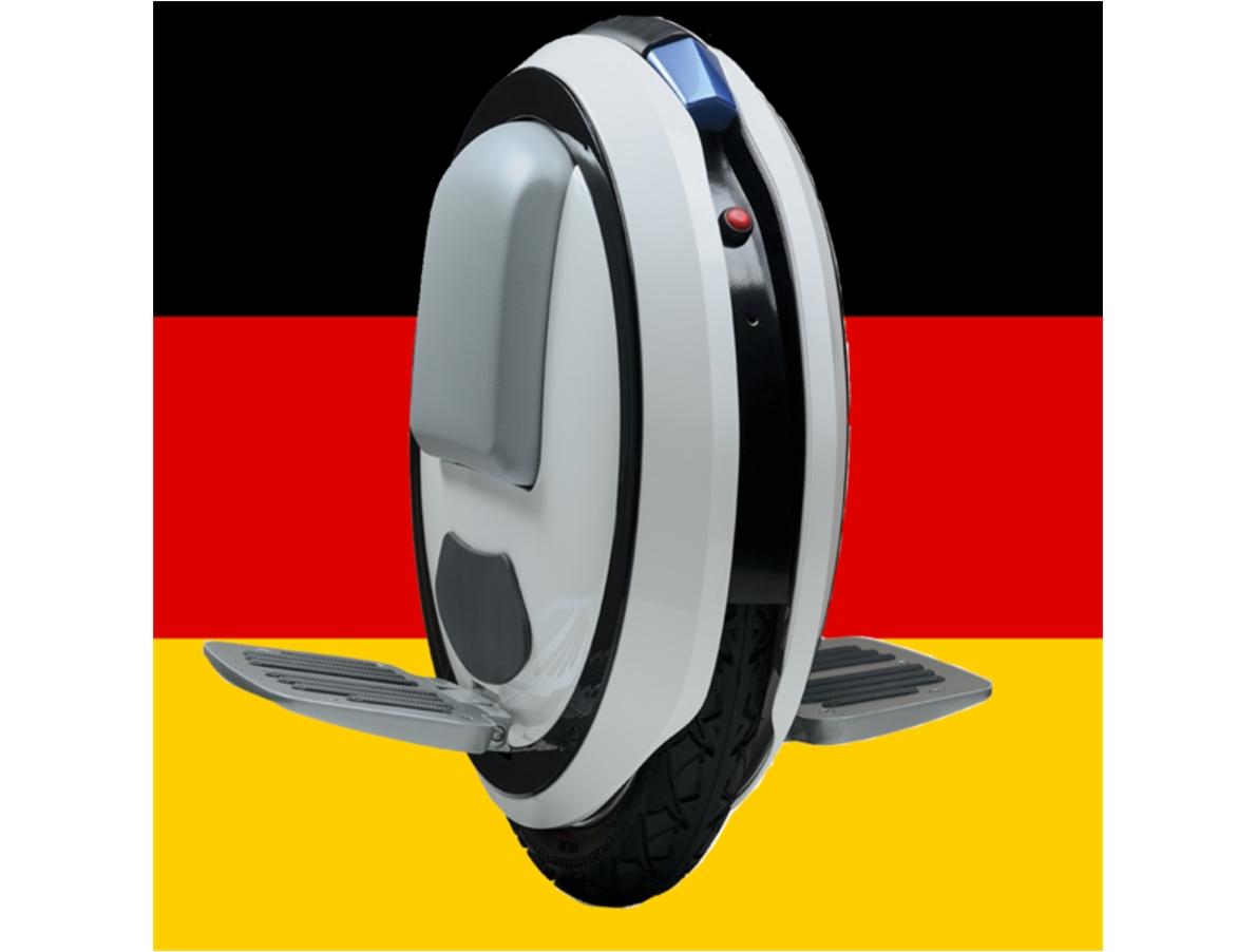 德國立法制定個人電動獨輪車 (PLEV)