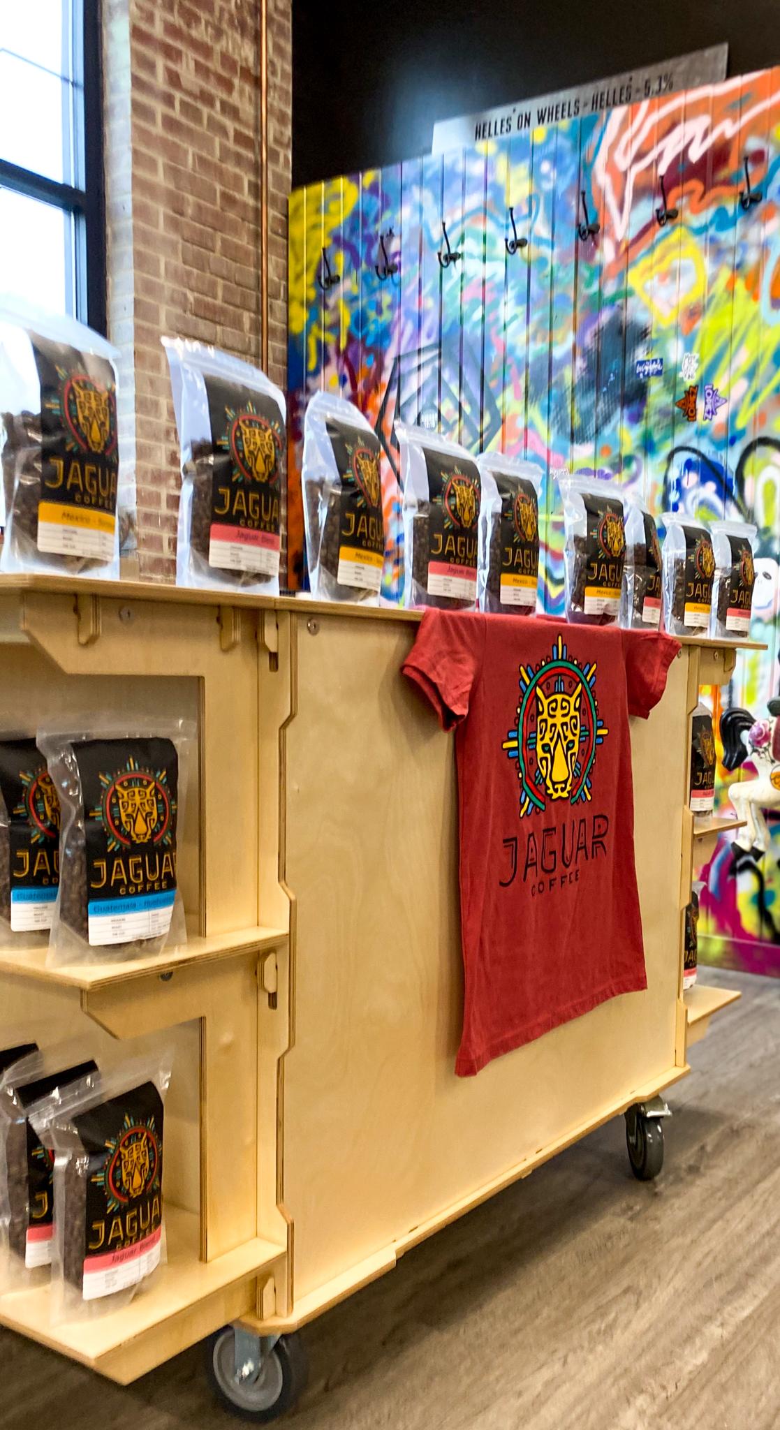 伊利諾伊州初創公司 Jaguar Coffee 與米卻肯州建立慶祝聯繫