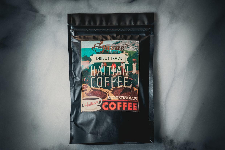 Javae Coffee 幫助海地種植的咖啡培養了黑人觀眾