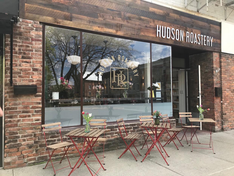 Hudson Roastery 在紐約州北部順勢而為