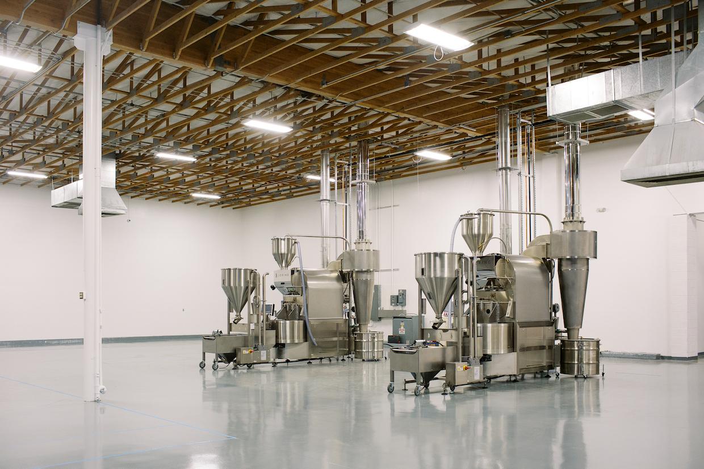對於 B2B 烘焙和冷釀,鳳凰城的咖啡支持正在進行中