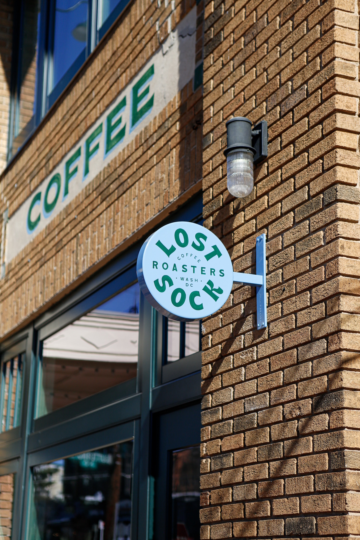 丟失的襪子烘焙機將它拉下來:期待已久的 DC 咖啡館開業