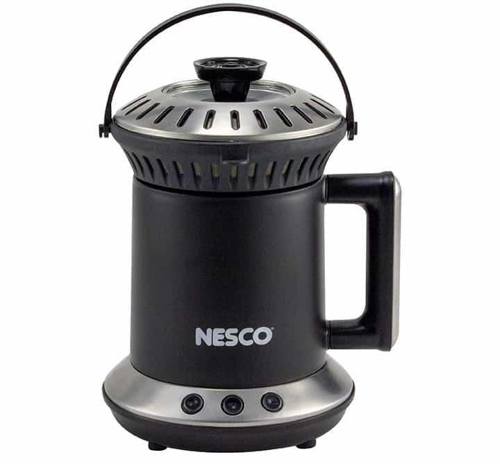 因過熱事件召回 Nesco 家用咖啡烘焙機