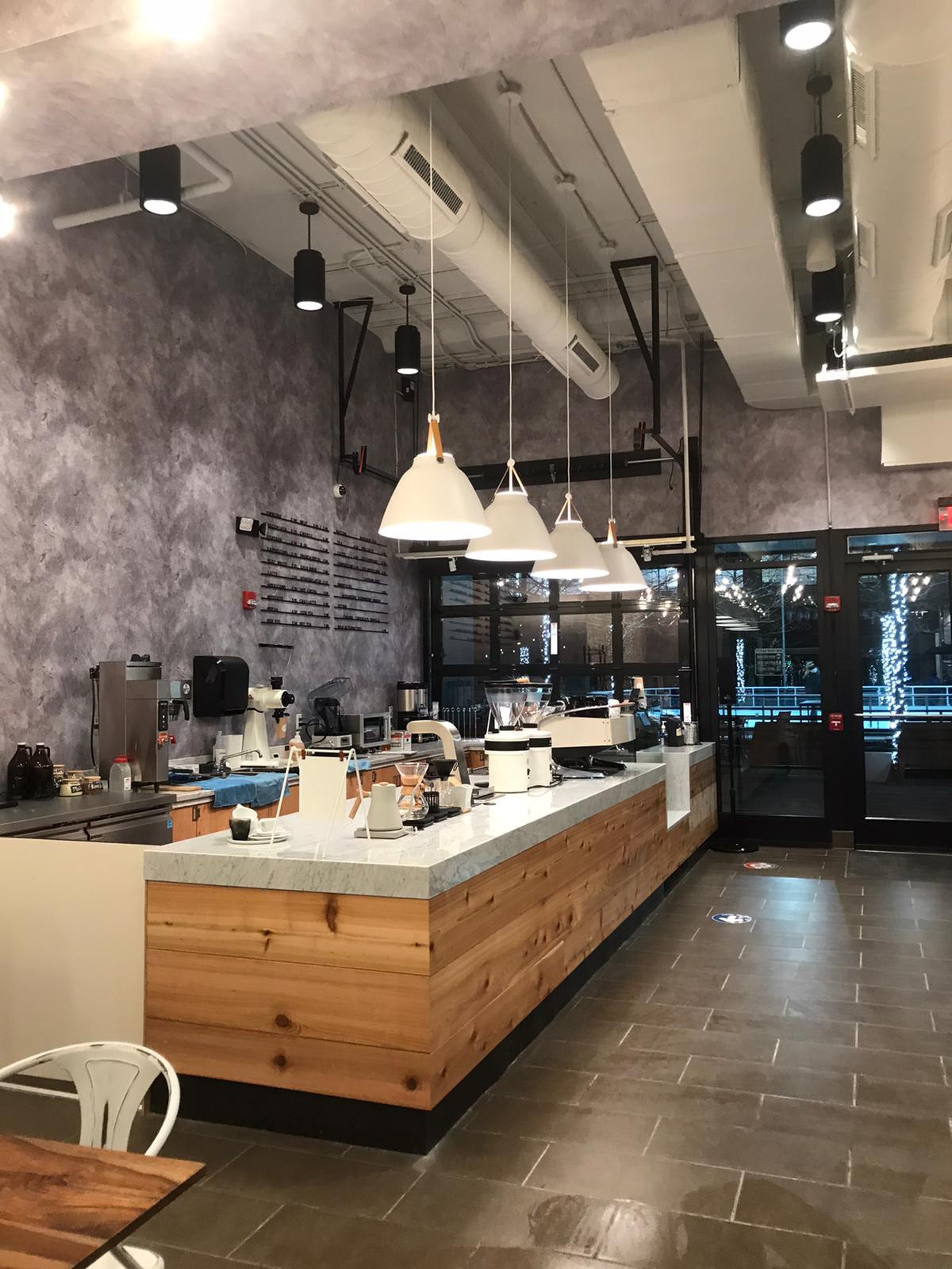 Origin Coffee Lab & Kitchen 在弗吉尼亞州阿靈頓尋找目的地