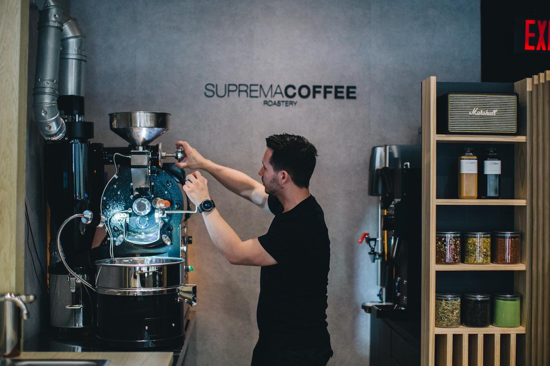 Suprema Coffee Roastery 專注於費城的咖啡