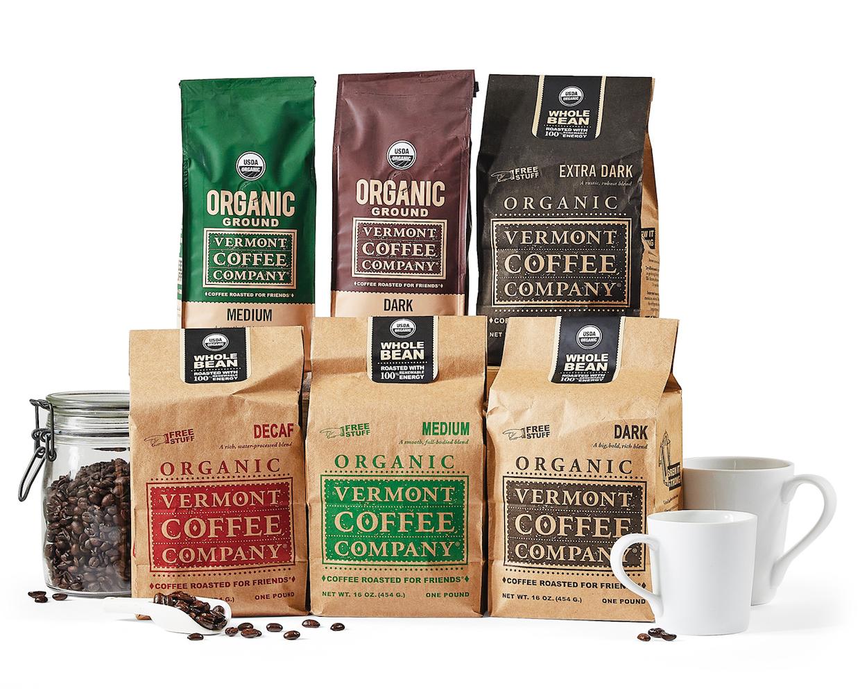 Stonewall Kitchen 收購 Longtime Roaster Vermont Coffee Company