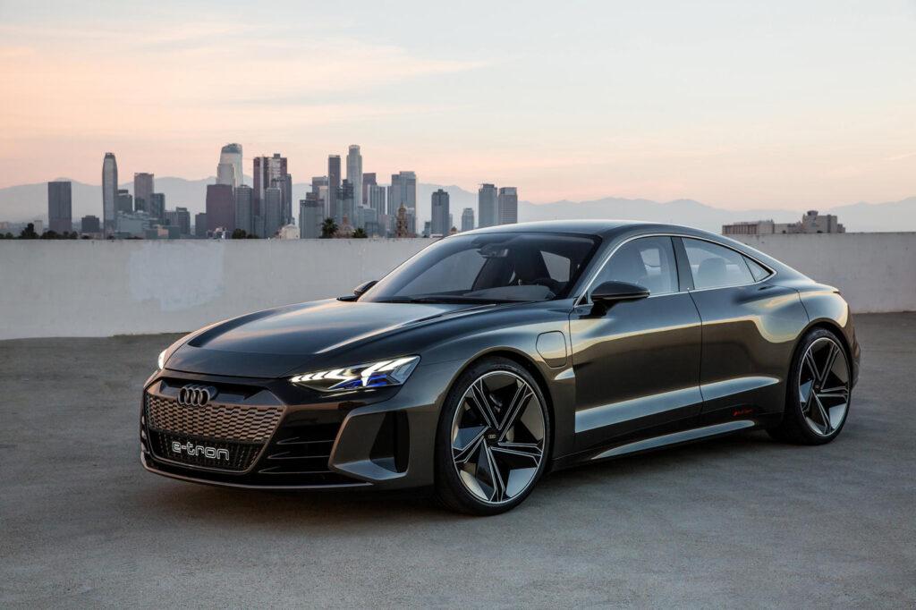 在 2021 年推出的幾款電動車