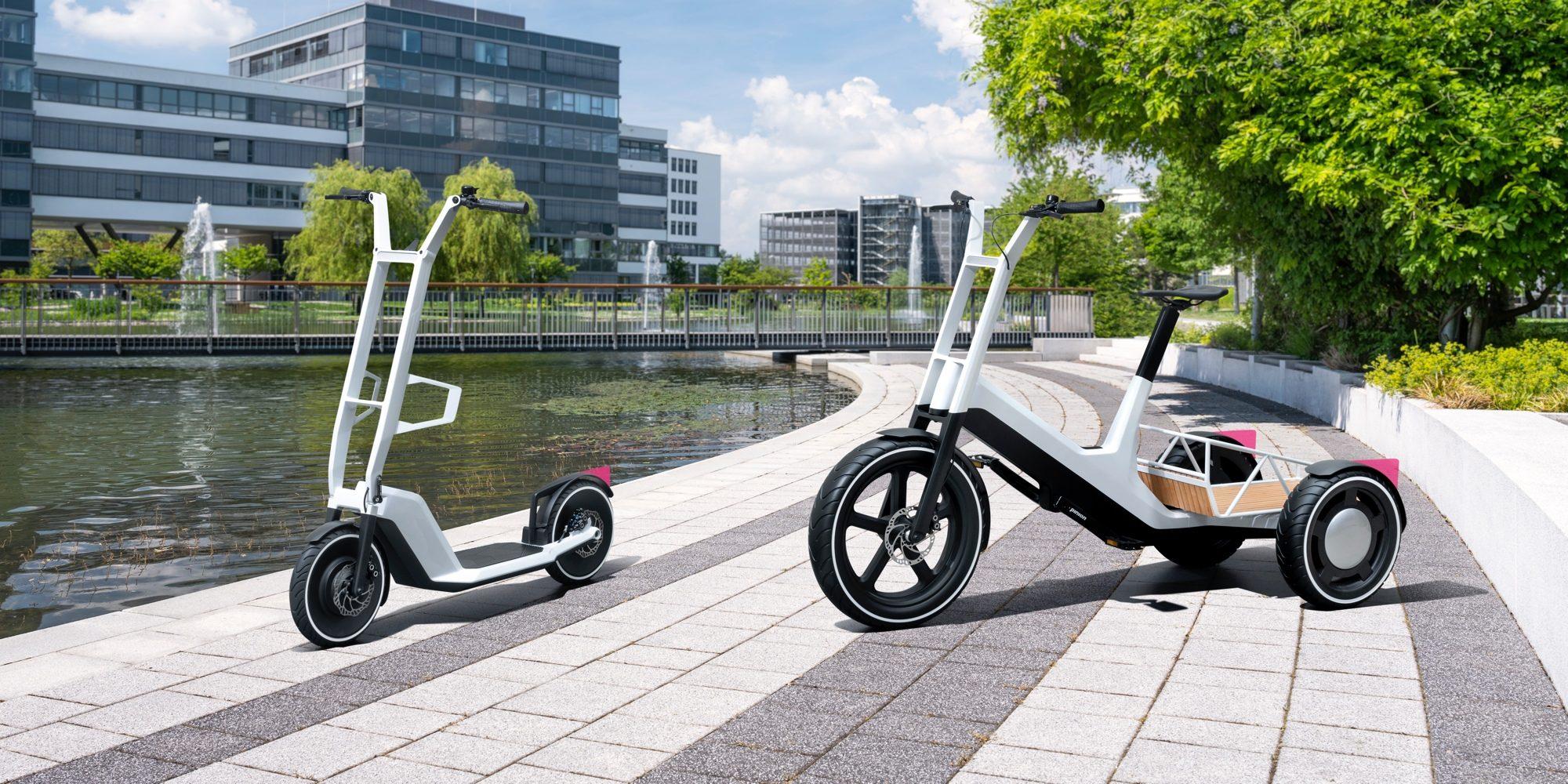 寶馬推出創新的傾斜電動貨運三輪車,然後立即表示不會生產