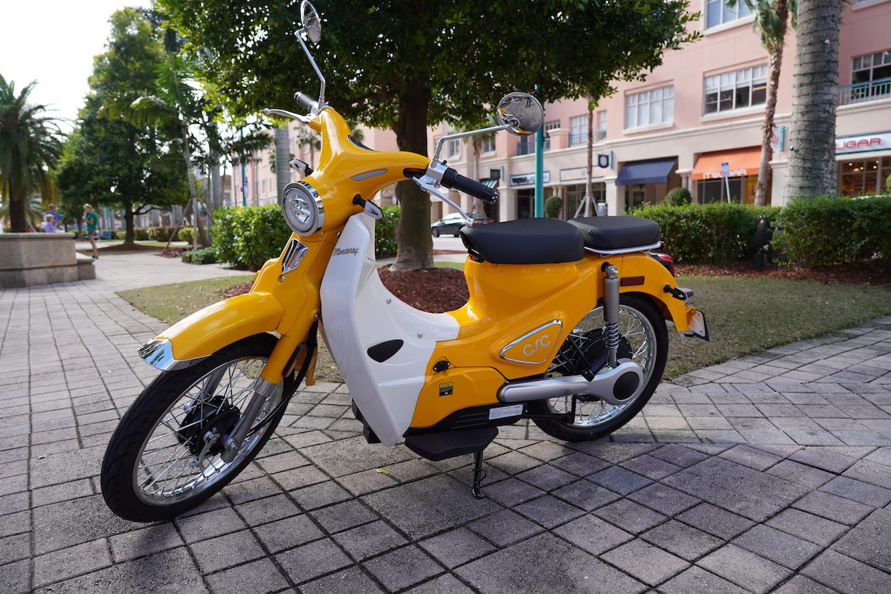 CSC Monterey:以電動自行車價格的複古電動滑板車性能
