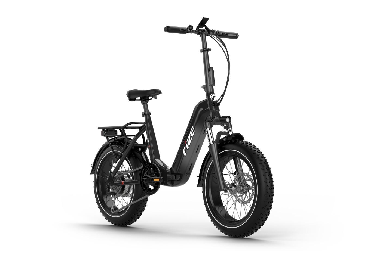 Rize Bikes系列電動自行車在街道、小徑和山脈上馳騁