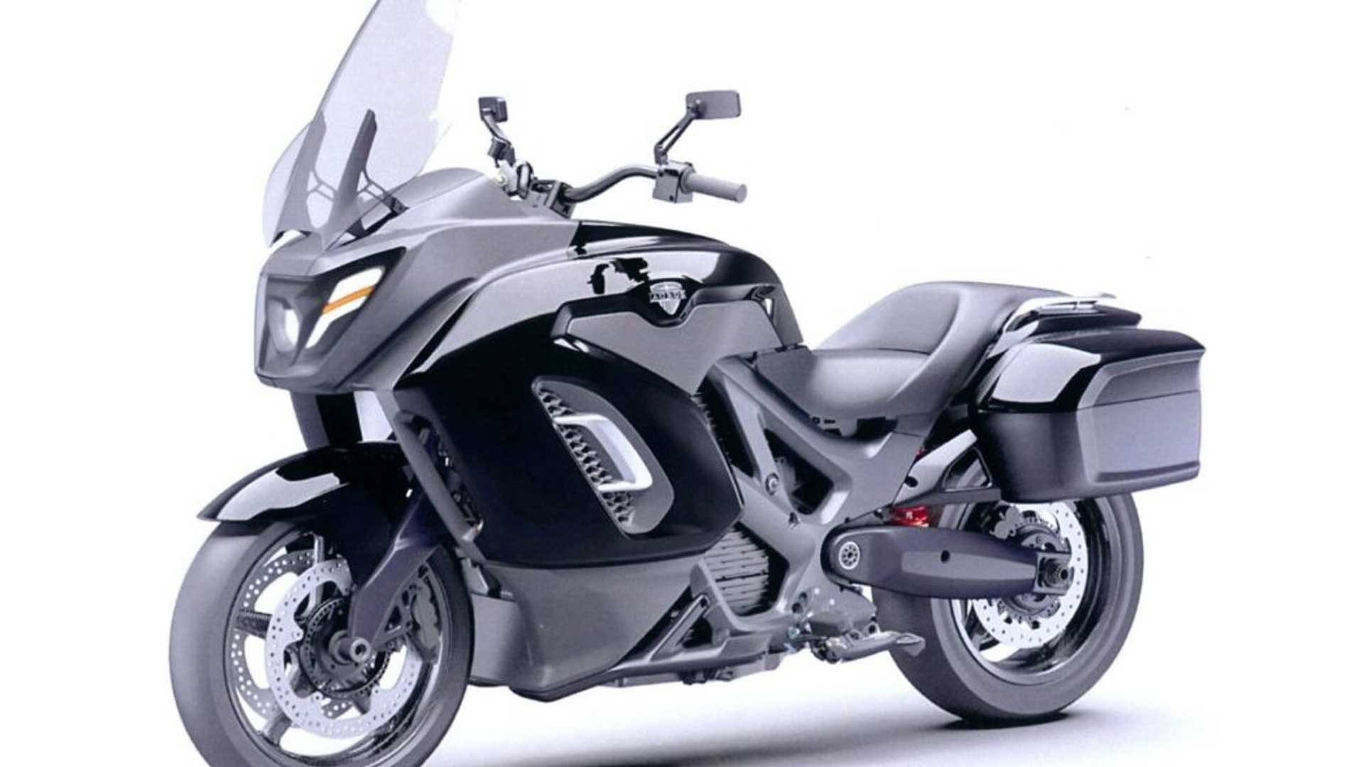 Aurus電動摩托車