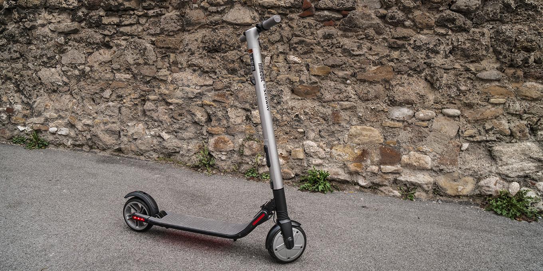 ES2,休閒通勤者或踏板車新手的絕佳選擇。