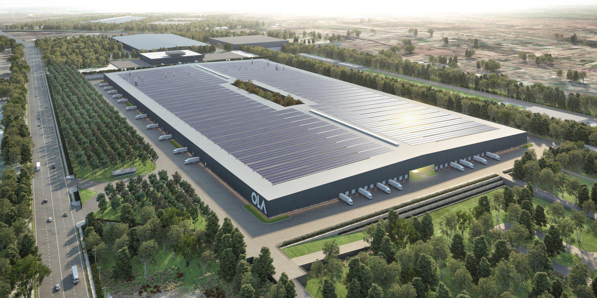 這個負碳的大型超級工廠將每 2 秒生產一輛電動汽車