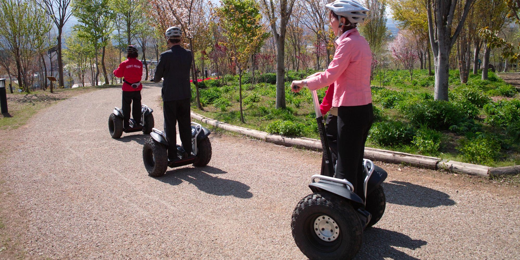 Segway 停止生產其自平衡兩輪車。下一步是什麼?