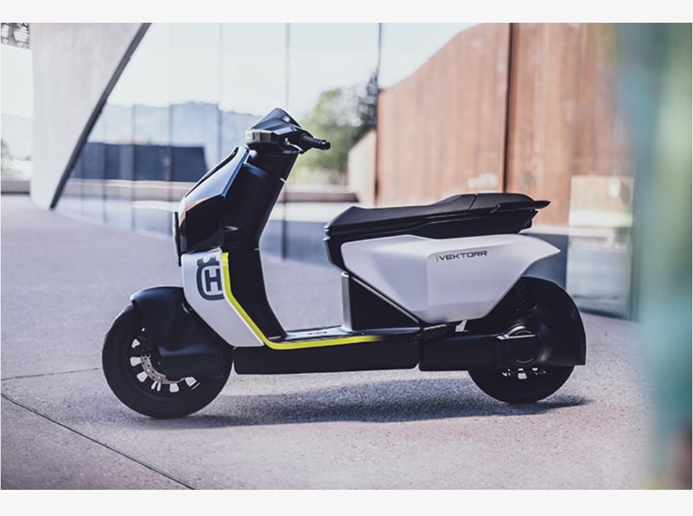 Husqvarna推出 Vektorr 概念車