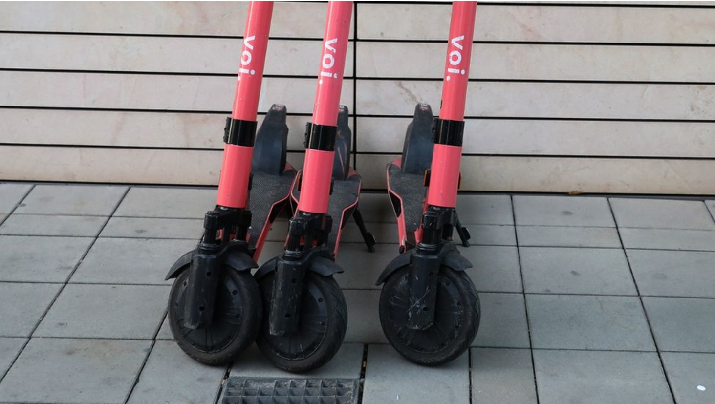 三個城市的電動滑板車將被改裝成發動機般的嗡嗡聲,以提醒人們注意它們的存在。