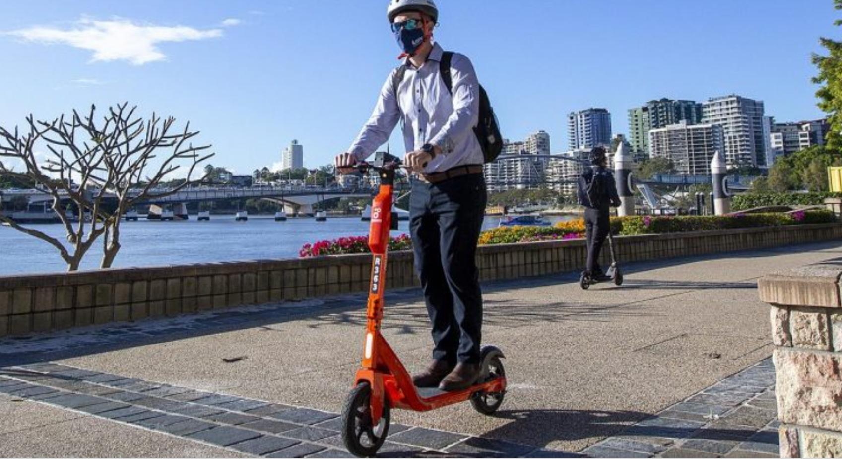 Neuron E-Scooter:電動滑板車客戶去額外的地方並花費額外的錢