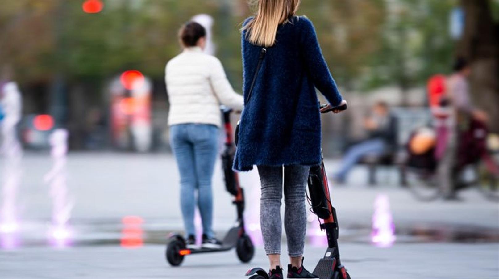 電動滑板車增強安全要求的使命始於 DCU