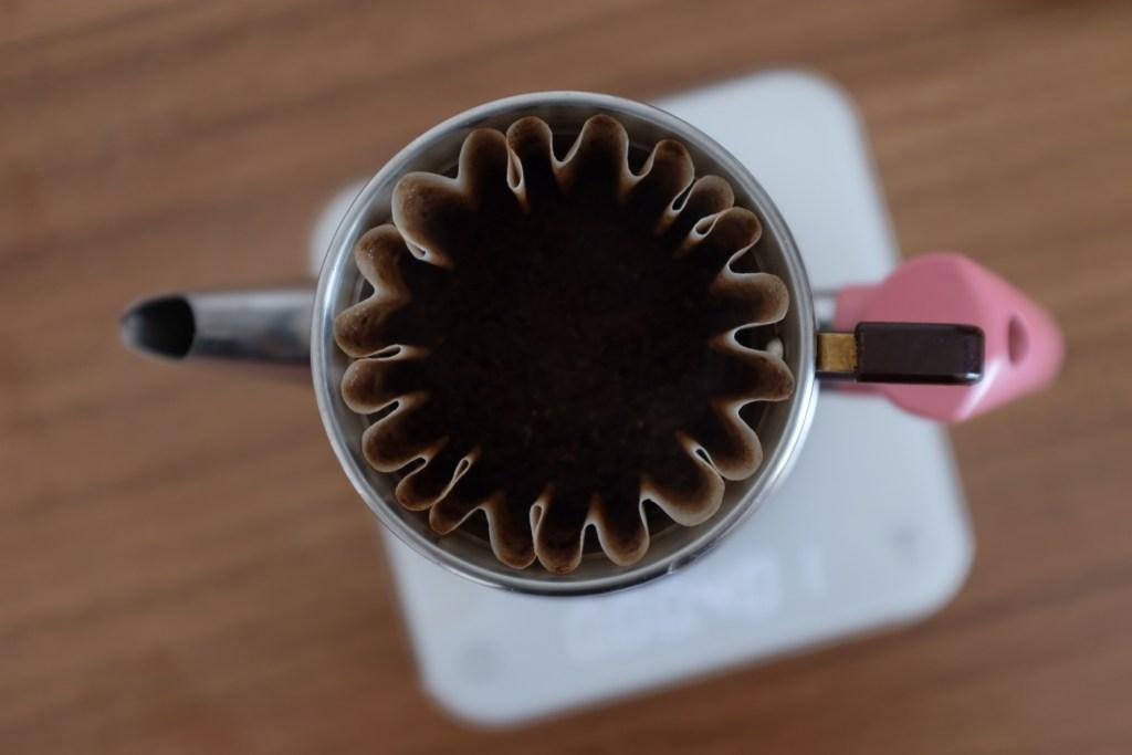 一種沖泡更好咖啡的簡單方法