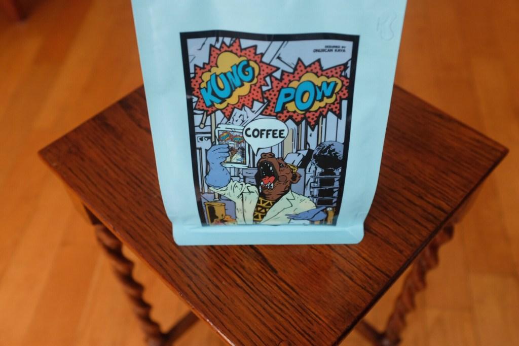 進入烘焙師:WARRICK MASFEN 和 SUZI ERIT 推出 KUNGPOW 咖啡