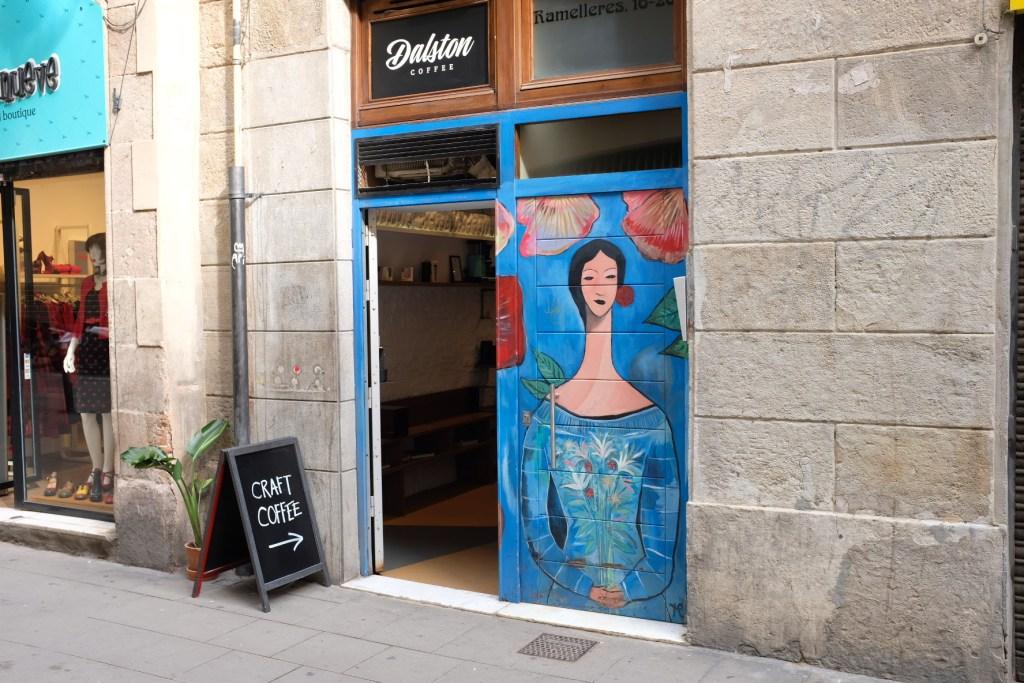 達爾斯頓咖啡為巴塞羅那帶來一點倫敦