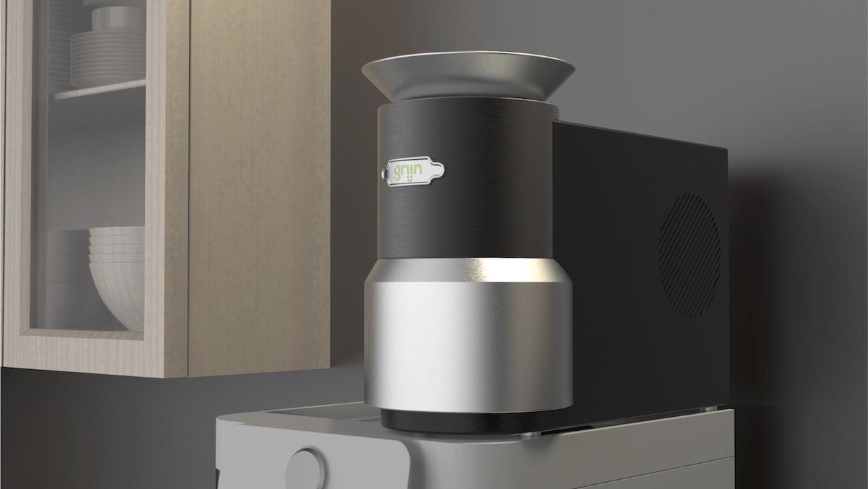 以色列初創公司 Griin Coffee 為辦公室開發單劑量烘焙機