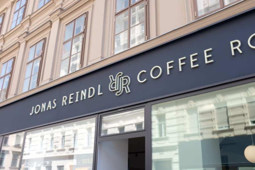 JONAS REINDL 咖啡烘焙師:重塑維也納咖啡館