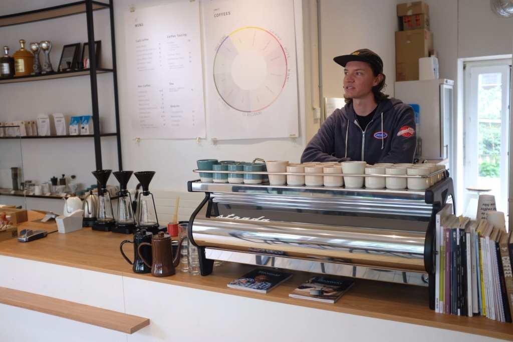 MAME在蘇黎世釀造值得一試的咖啡