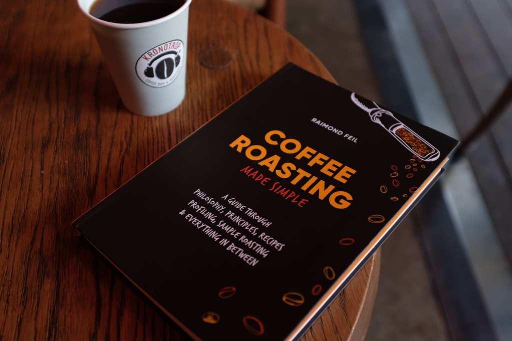 書評:咖啡烘焙變得簡單