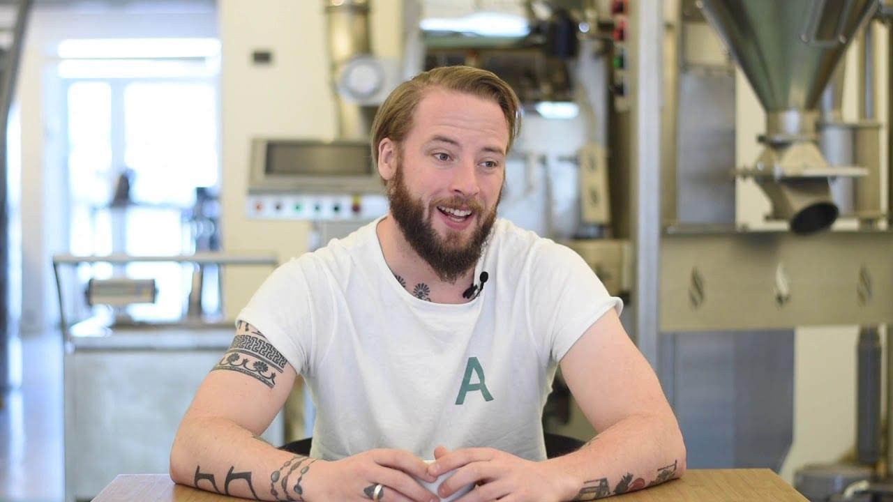 設計四月傾倒式啤酒機:對帕特里克·羅爾夫的採訪