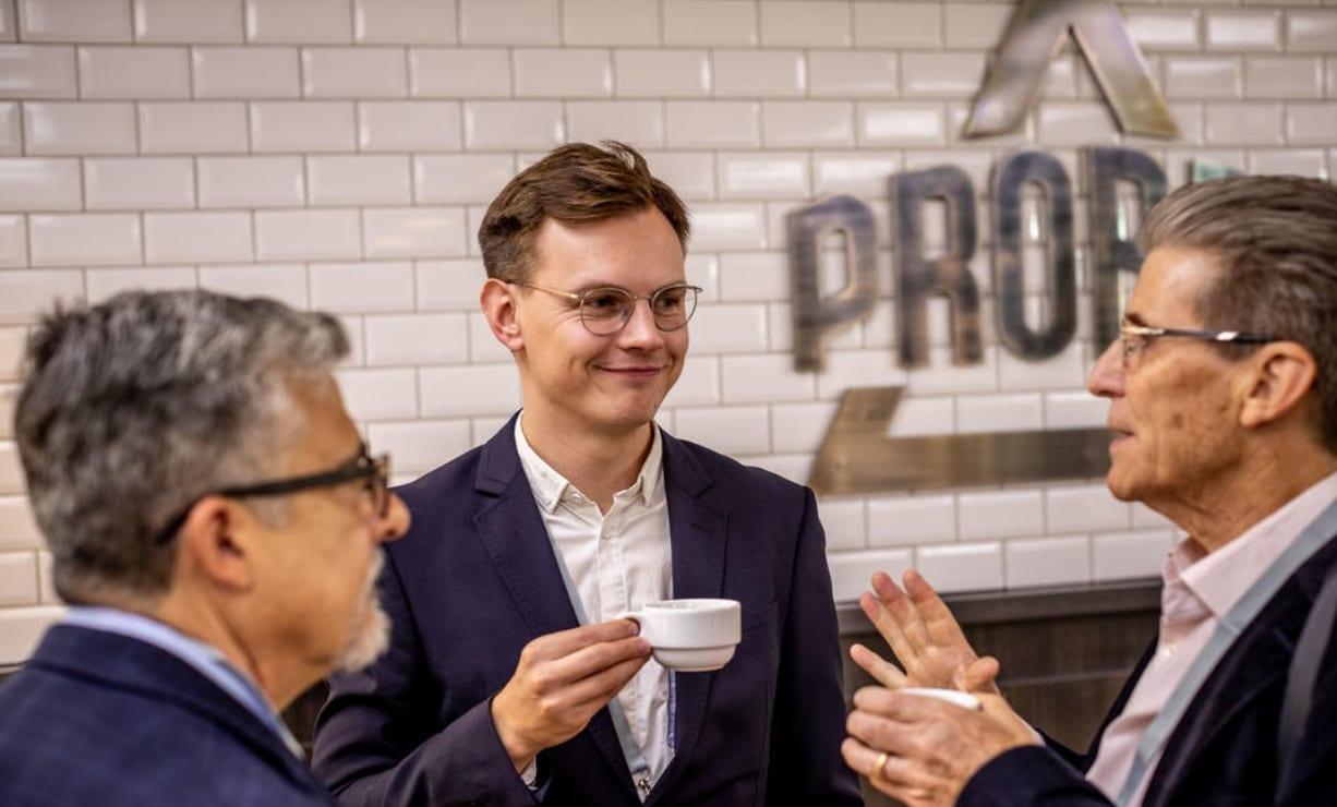 咖啡的好手:對斯圖爾特·里特森的採訪