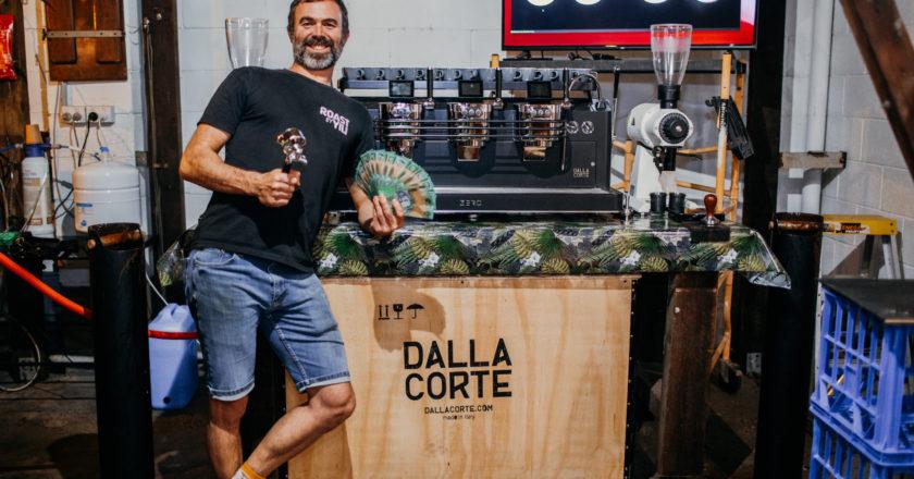 冠軍在首屈一指的 Dalla Corte Zero Espresso Flow Profile 比賽中加冕