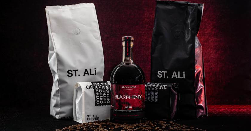 St Ali 與 Archie Rose 合作推出咖啡威士忌