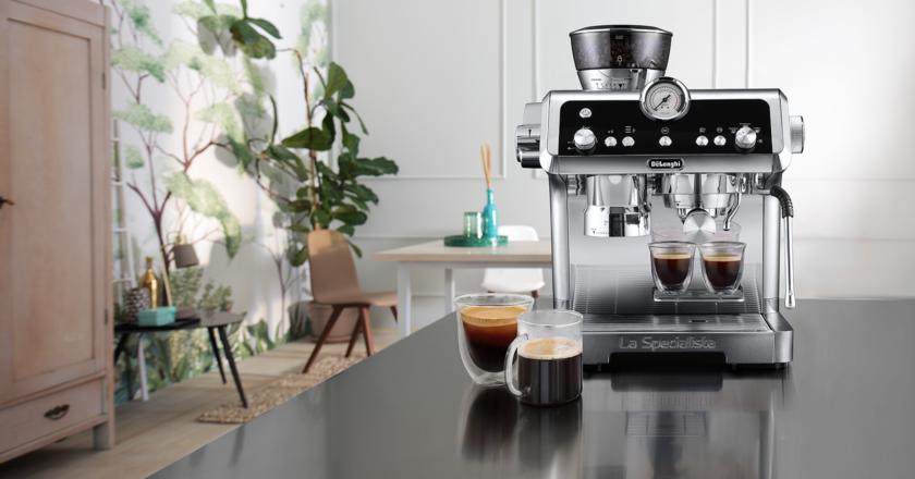 De'Longhi 擴展 La Specialista 手動咖啡機系列