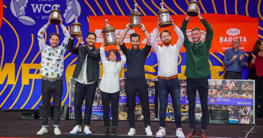SCA宣布主辦2021年世界咖啡錦標賽