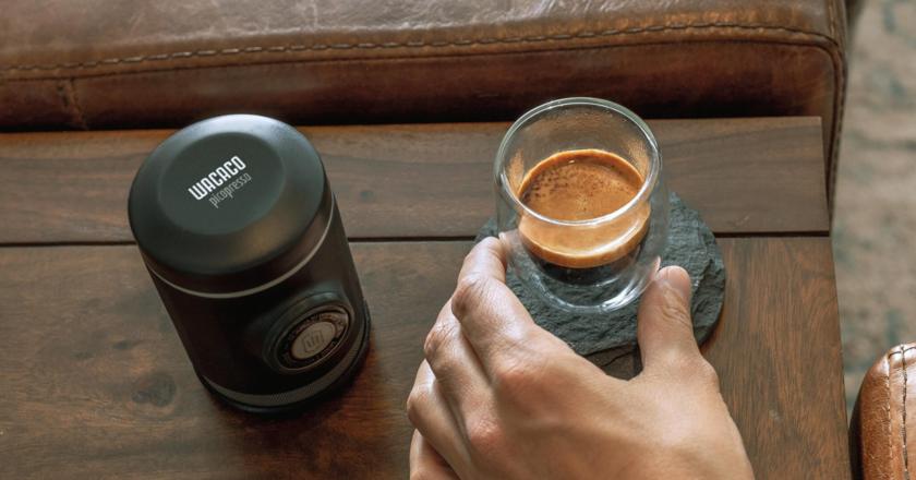 Wacaco 發布新款 Picopresso 便攜式濃縮咖啡機