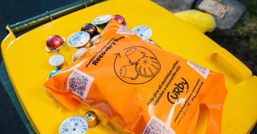 澳大利亞首個路邊鋁咖啡膠囊回收在悉尼開始